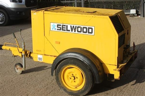 Other SELWOOD DIESEL COMPRESSOR