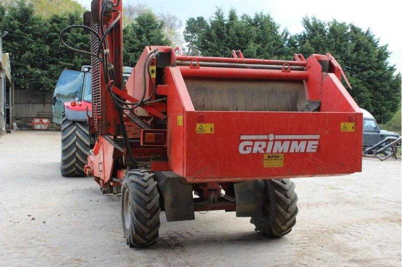 Grimme CW1500