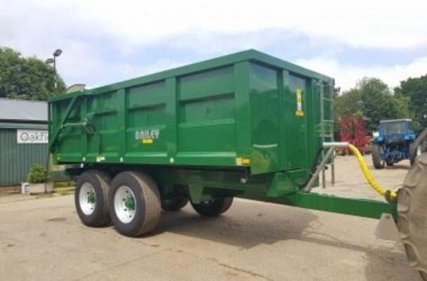 2015 BAILEY 11 TON GRAIN TRAILER