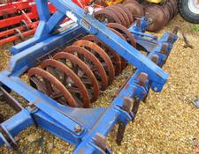 LYNX 4 metre/3 metre Front press with leading tines