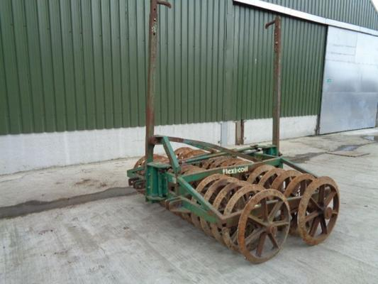 Used Flexi-Coil 2.45M Furrow Press