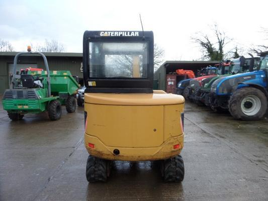 Caterpillar CAT 302.5C MINI DIGGER