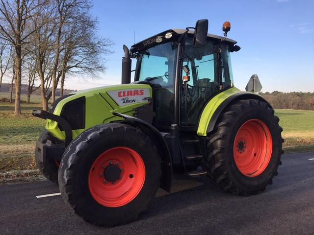 Claas Arion 410 cis+ frontladerdelen