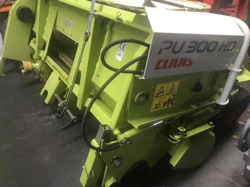 Claas Pick up PU 300 HD