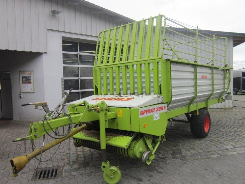 Claas Sprint 320 K / 25-Messer - TOP ZUSTAND!