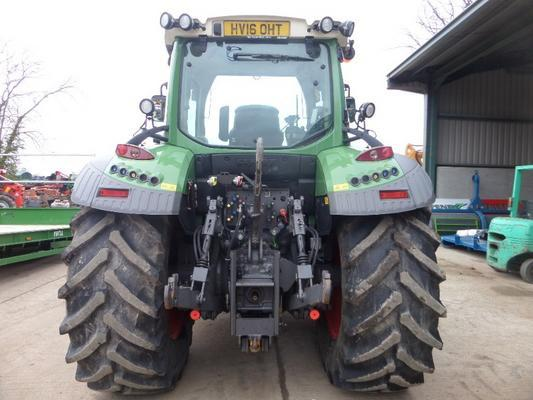 Fendt  516 VARIO POWER