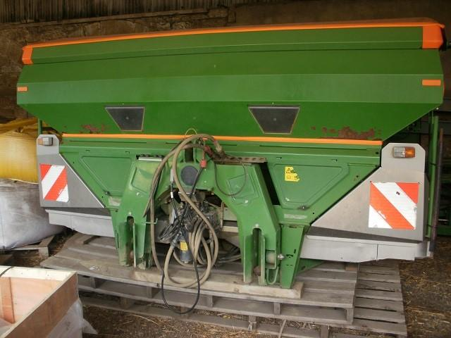 Amazone ZAM3600 Fertiliser Spreader