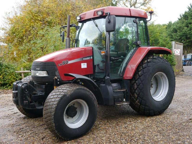 Case IH CX80 4wd Tractor