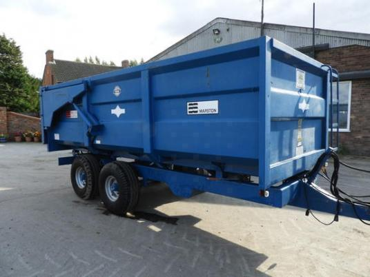 Marston Trailers Group Ace 10