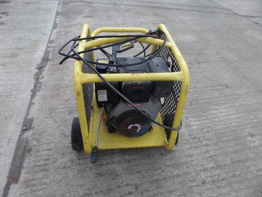 Yanmar KARCHER PROFESSIONAL HD1050 DE PRESSURE WASHER