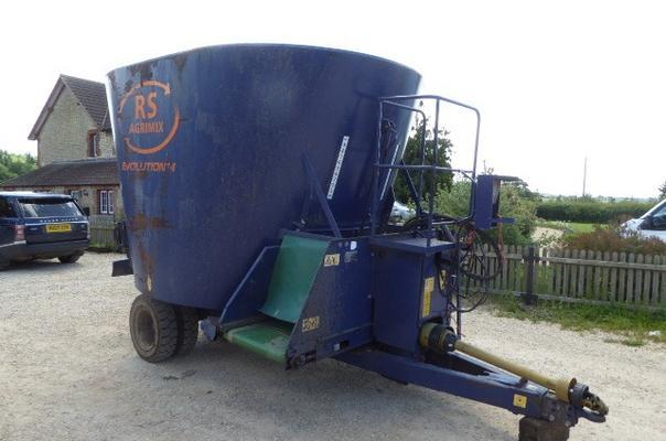 Other RS AGRIMIX TUB FEEDER