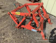 Kuhn rear linkage kit