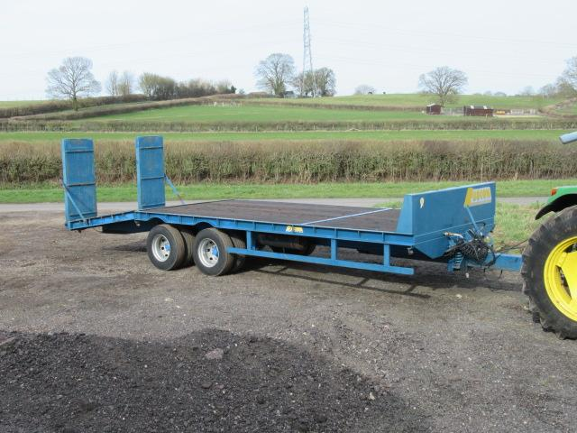 RUSCON 16 Ton Low Loader