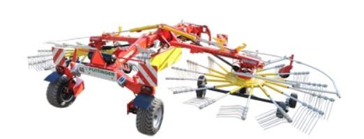 Pöttinger Top 702c Twin Rotor Rake