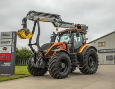 Valtra T214A Tractor with Kesla Crane - £POA