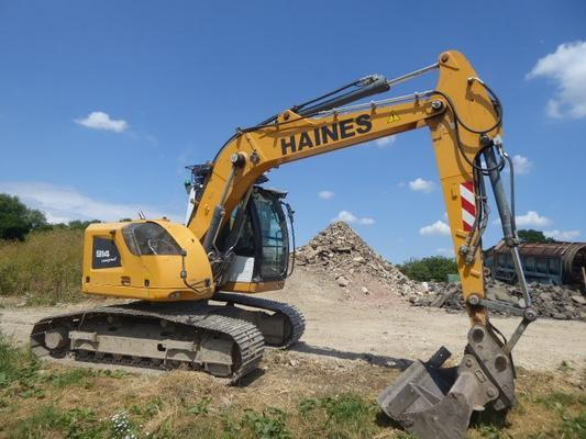 Liebherr  R 914 COMPACT DIGGER