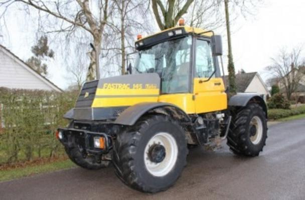 JCB 1992  FASTRAC 145 TURBO