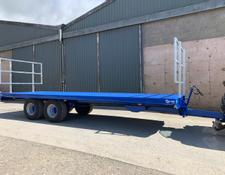 New 14T Warwick bale trailer