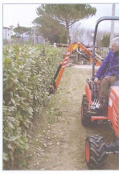 Other Tractor Hedge Cutters - c/w Cutter Bar (New)