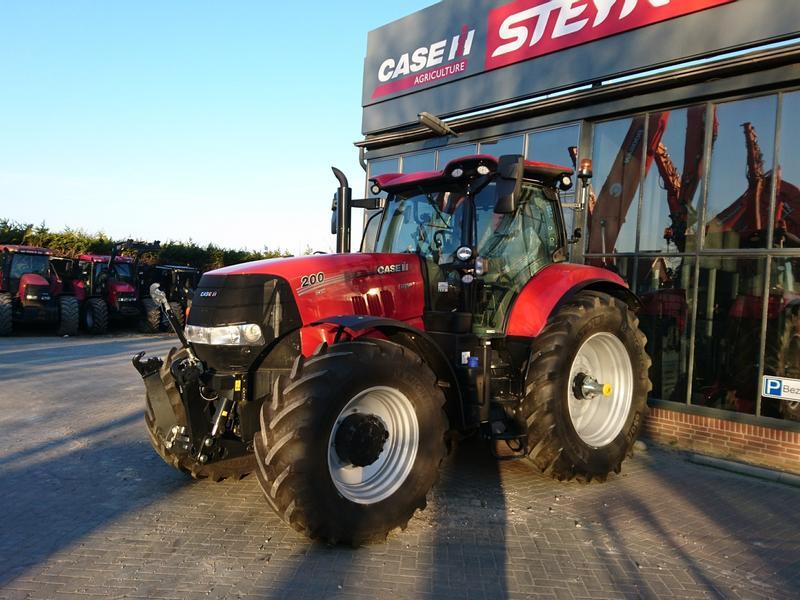 fantasma a la deriva cocaína  Case IH Puma CVX 220 Tractors Used in 2665 HA Bleiswijk, Netherlands  (3368152) - tractorpool.co.uk