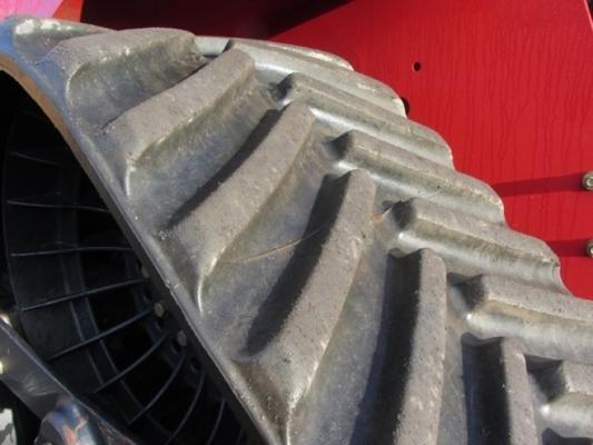 Case Case QuadTrac 550