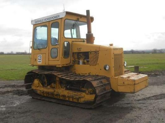 Caterpillar Used  D4E Tracked