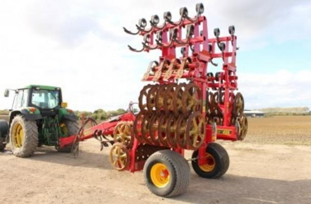 Other VADERSTAD REXIUS TWIN 450