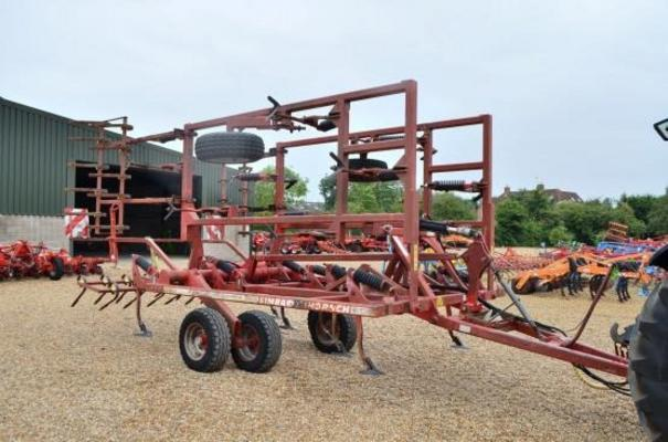 HORSCH FG 5.7M CULTIVATOR 9922 (FOR HIRE)