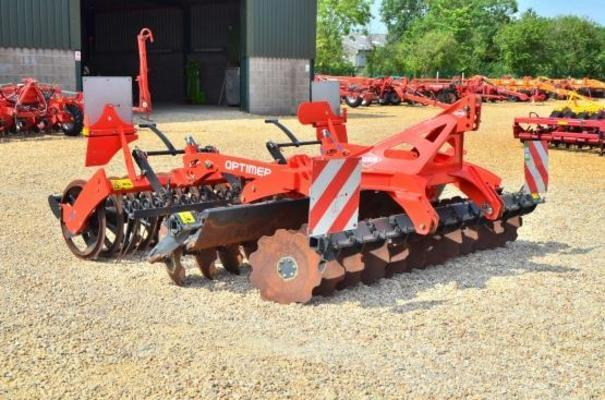 Kuhn  OPTIMER 3M SHORT DISC 9900 (FOR HIRE)
