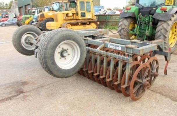 Other FLEXICOIL 4M RIGID DOUBLE ROW LAND PACKER