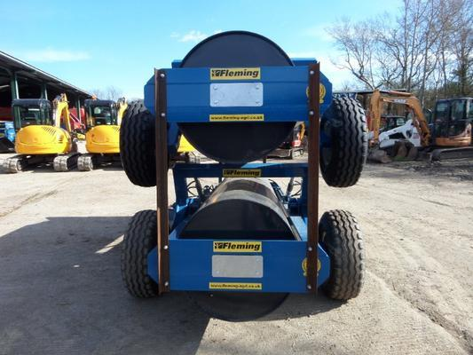 NEW FLEMING 12FT END TOW ROLLERS