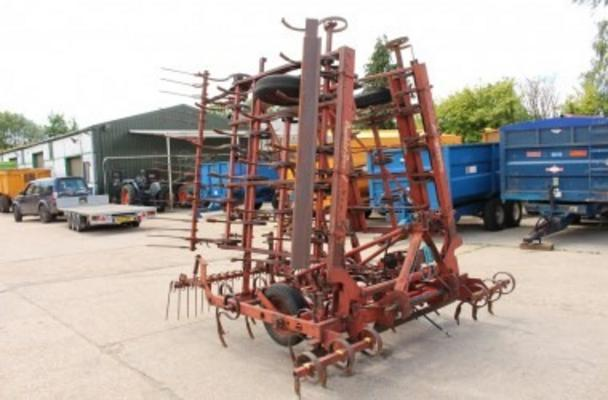 Other DOUBLET-REKORD KULTI-DAN 6M COMBI HARROW