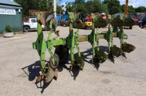 Other DOWDESWELL DP120S 4+1 HIGH CLEARANCE PLOUGH