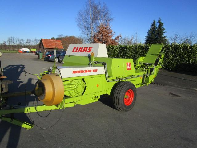 Claas Markant 55 TOP ZUSTAND