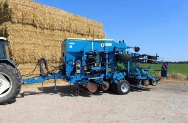 Other 2008 RABE ECO SEED 4M DISC DRILL
