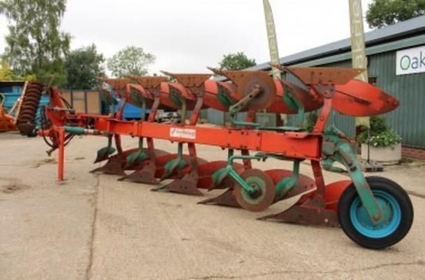 Other Kverneland LD85/160 5 furrow plough