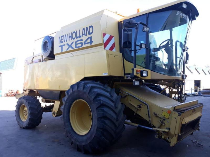 New Holland TX 64 SL 4x4