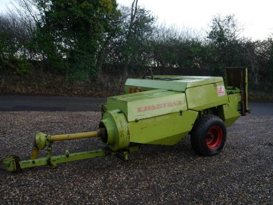 Claas  Constant Conventional Baler