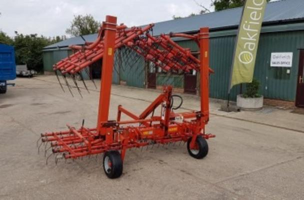 Other 2007 BIANCHI 5.5M HYD FOLD WEEDER HARROW