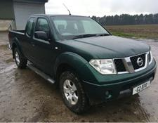Nissan Navara King Cab pick up,