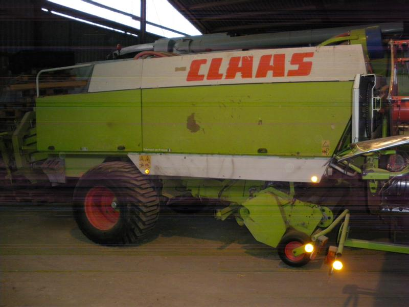Claas 1200RC