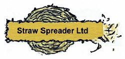 Straw spreaders, hay and silage feeders