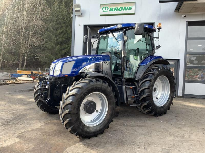 New Holland TS 115 Active Electro Command