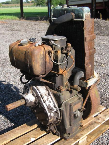 Petter  Petter AV1 stationary engine