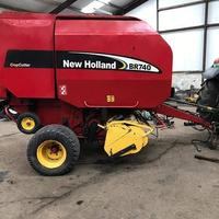Used New Holland Baler - tractorpool co uk