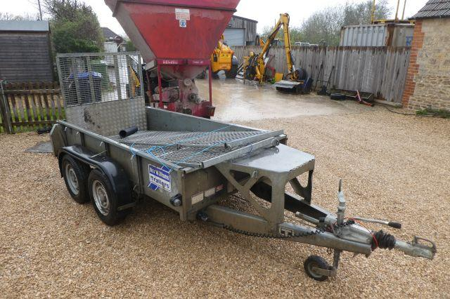 Ifor Williams GD 8X4 TRAILER