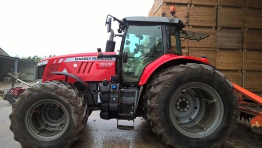 Massey Ferguson MF7620 EFFICENT DYNA 6