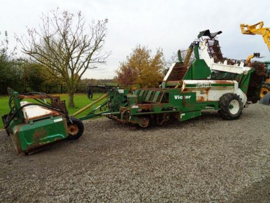 Other Used Garford 4 Row Beet Harvester