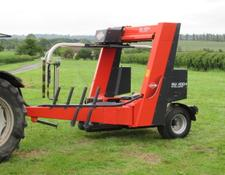 Kuhn SW4004 Trailed Bale Wrapper