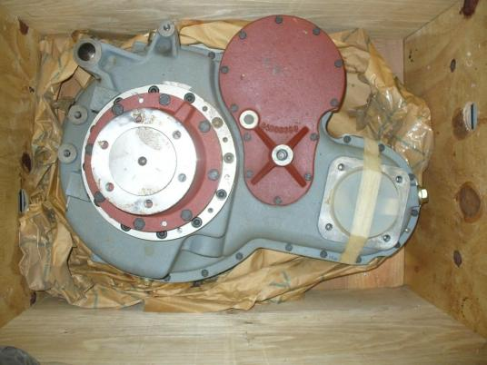 New Holland BOITIER DE TRANSMISSION PRINCIPALE FX50